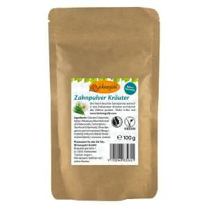 Produkt Zahnpulver Kräuter mit Xylit 100 g