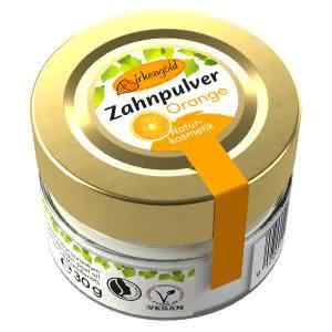 Zahnpulver Orange 30 g
