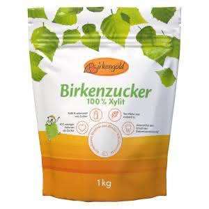 Birkengold Xylit (Birkenzucker) 1 kg zuckerfrei