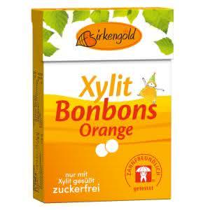 Xylit Bonbons Orange