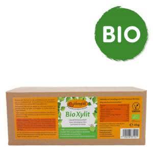 Produkt Bio Xylit Birkengold 4 kg