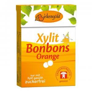 Produkt Xylit Bonbons Orange 30 g zuckerfrei