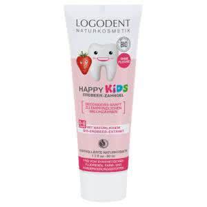 Produkt Kinderzahngel ohne Fluorid Erdbeere mit Xylit