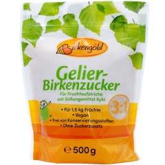 Produkt Gelier-Birkenzucker (Xylit) 500 g zuckerfrei