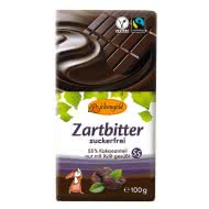Xylit Schokolade Zartbitter 100 g