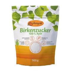 Produkt Xylit Birkengold 500 g ohne Zucker